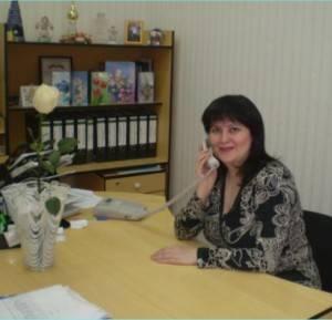 Гайнуллина Венера Марсиловна - директор ЦБС с 2007 года