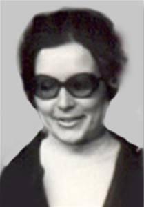 Гафарова Люция Амировна-первый директор центральной городской библиотеки