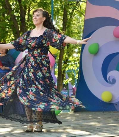 Активный читатель библиотеки, певица Чулпан Гиматдинова
