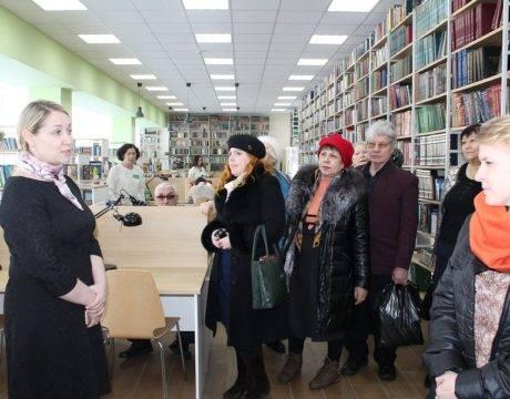 Нижнеккамск библиотека