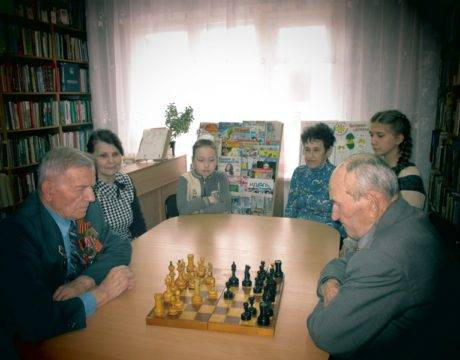 шахматный батл