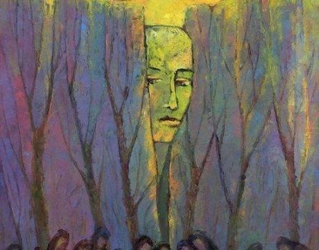 Наталья Бабакина Сиреневый лес