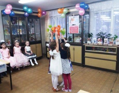 10ф. Мамин день – Осенний танец