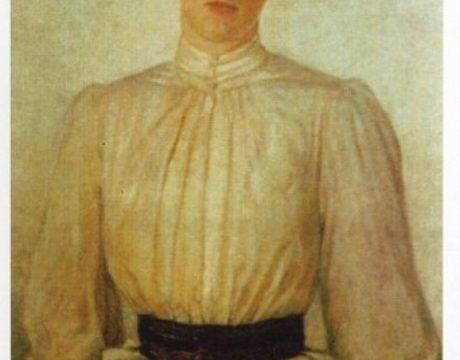 Портрет Марии Львовны Толстой