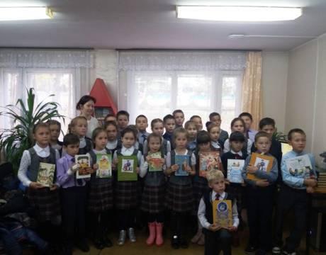 10ф. Юные участники мероприятия