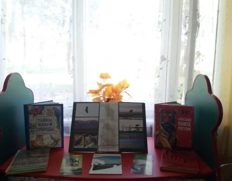 10ф. Книжная выставка