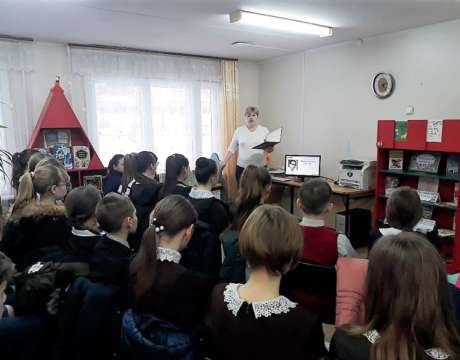 10ф.Знакомство с писателем Ш. Ракиповым