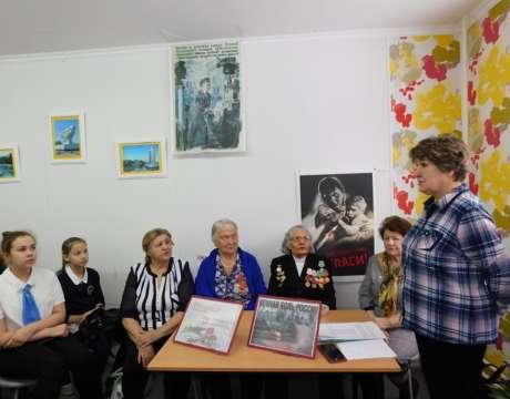 заведующая музеем СОШ ¦15 Миляева Г.Н.
