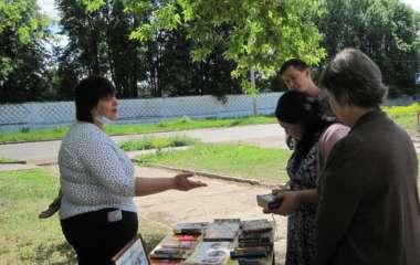 5ф. Площадка книжного развала и книгообмена Добро пожаловать читатель, или посторонних для нас нет!
